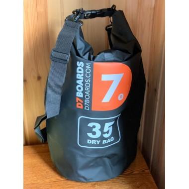 Гермомешок 35 литров D7 с лямками