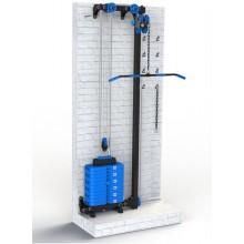 Блоковый тренажер пристенный Full Set Leco-IT Pro+