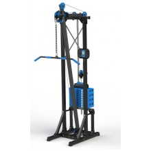 Блоковый тренажер односторонний Full Set Leco-IT Pro