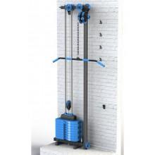 Блоковый тренажер пристенный Full Set Leco-IT Pro