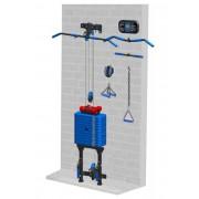 Блоковый тренажер реабилитационный пристенный Leco-IT Pro+