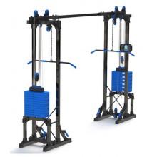 Блоковый тренажер реабилитационный двусторонний Leco-IT Pro+